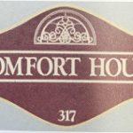 Comfort House, Inc. - Shift #1
